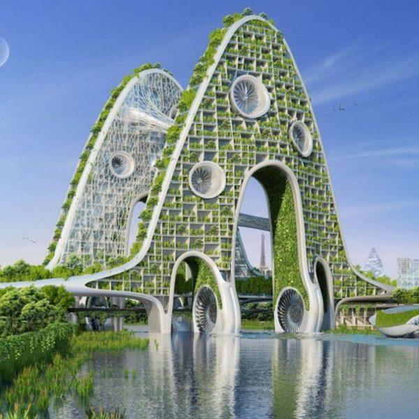 Parijs in 2050