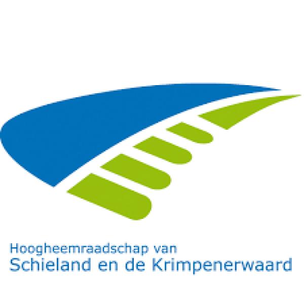 Logo Hoogheemraadschap Schieland en de Krimpenerwaard